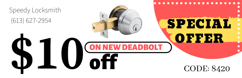Dead Bolt Locks