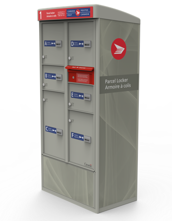 canada post mailbox replacement