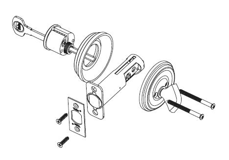 Deadbolt lock installation Ottawa