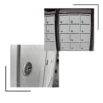 Mailbox lock change Ottawa