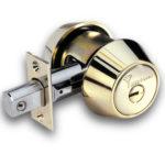 High security deadbolt locks