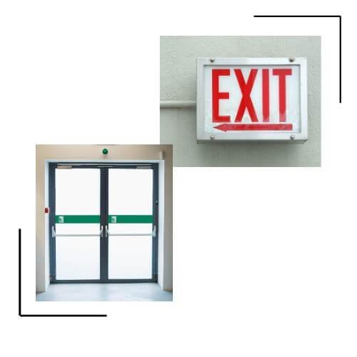 Common Door Violations in Businesses