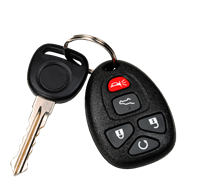 Remote Fob & Chip Key
