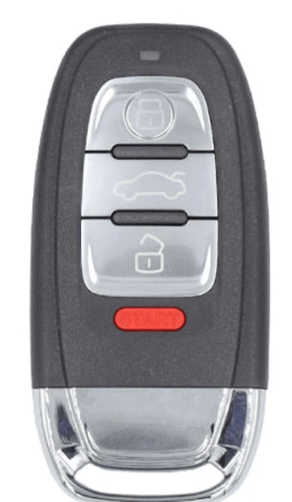 Audi Style 4-Button Universal Smart Key