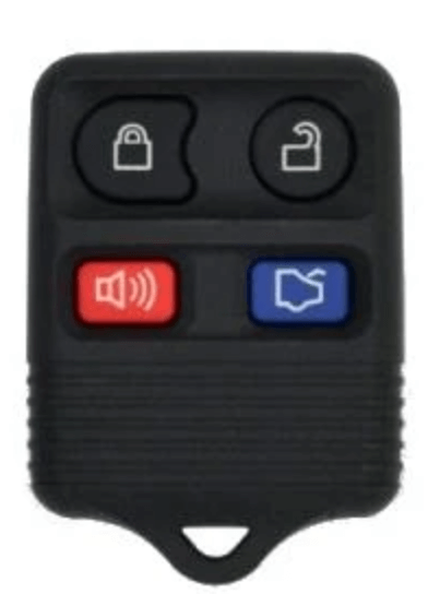 Ford style remote