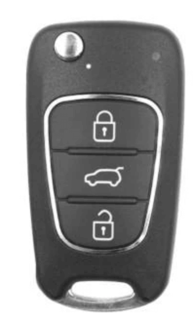 Hyundai Style : 3-Button Universal Remote Key