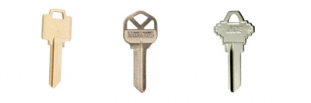 Unrestricted Keys