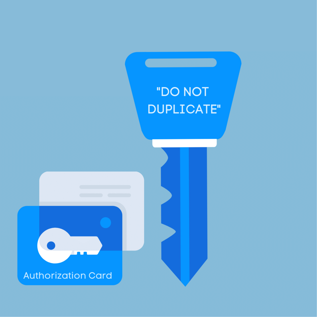 What Is a Do Not Duplicate Key